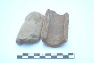 zoutgootjes in aardewerk