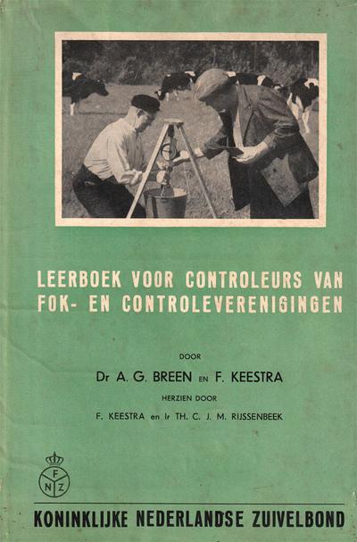 Leerboek voor controleurs van fok- en controleverenigingen