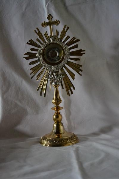 Reliekmonstrans Fransiscus v Assisi, Antonius v Padua en Clara