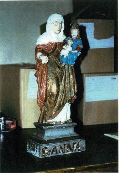 Sint Anna ten Drieën