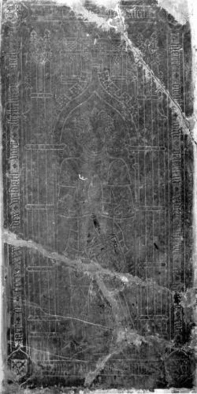 Grafsteen van Dirk van Pietersheim