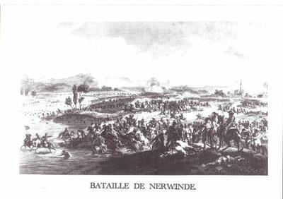 oorlog, slagveld, Neerwinden