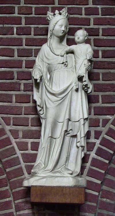 Maria en het Jezuskind