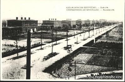 Koolmijnen van Waterschei - Oude cité