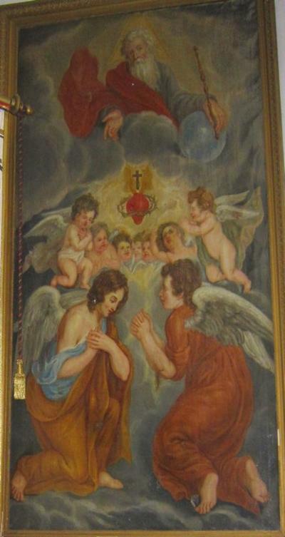 Aanbidding van het H. Hart van Christus