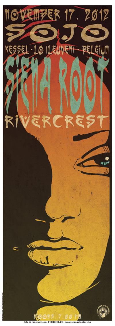 Siena Root - Rivercrest