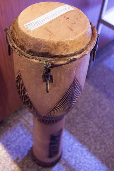 Talking Drum (Kameroen)