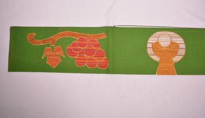 Groen antependium