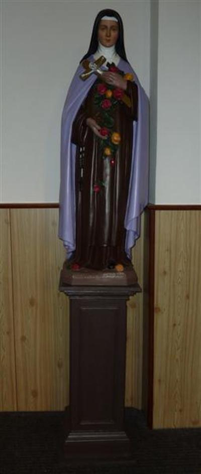 Beeld Theresia van Lisieux