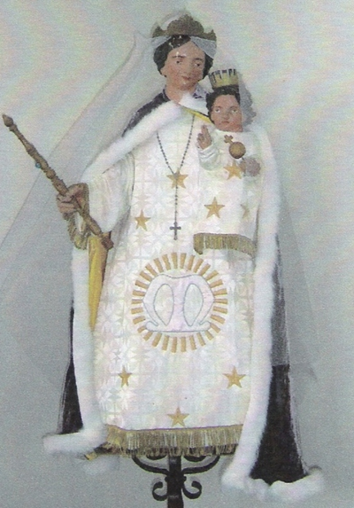 Madonna en Jezuskind