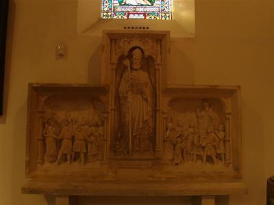 retabel Sint-Hilarius
