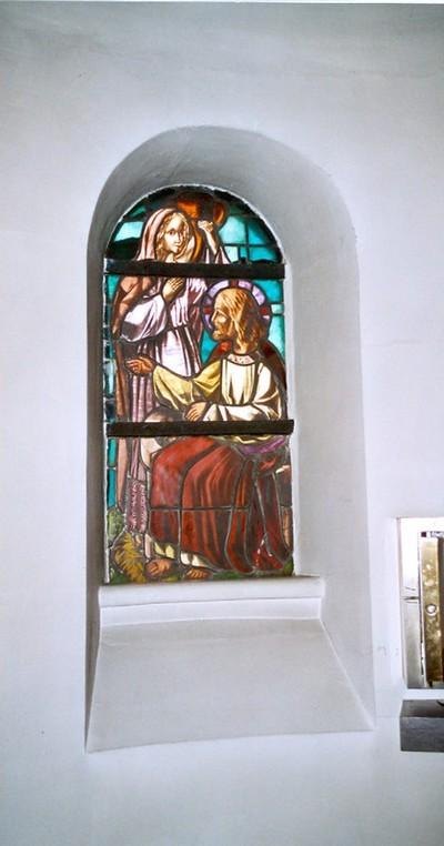 Jezus Christus bij de samaritaanse vrouw