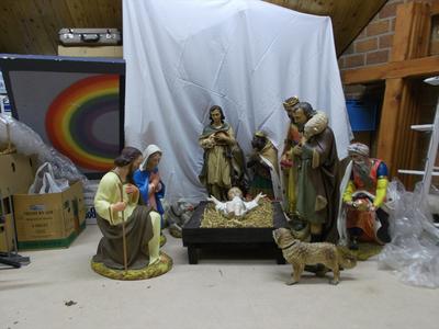 Kerstgroep