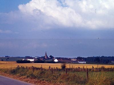Landschap van Bellingen