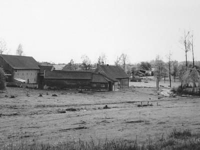Landschap en hoeve in Herne