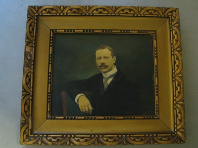 portret Prosper Mertens