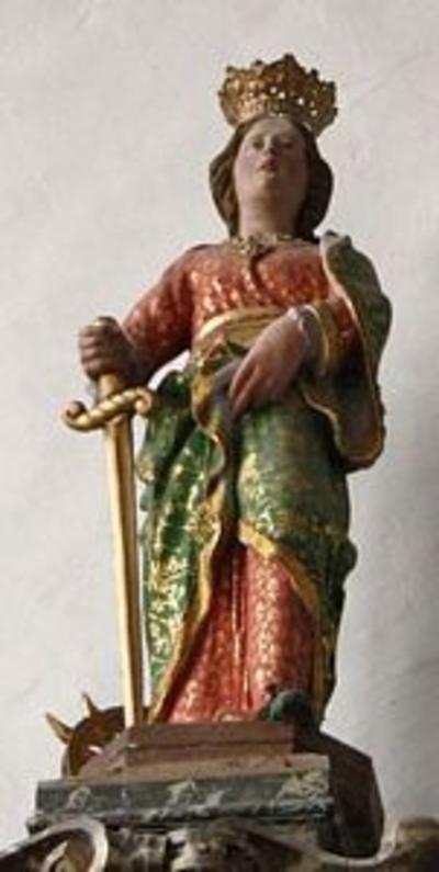Heilige Catharia van Alexandrië