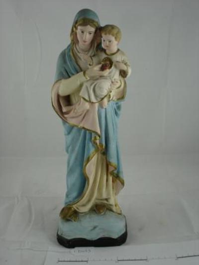 Mariabeeld met kindje Jezus