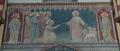 Cyclus eucharistische taferelen