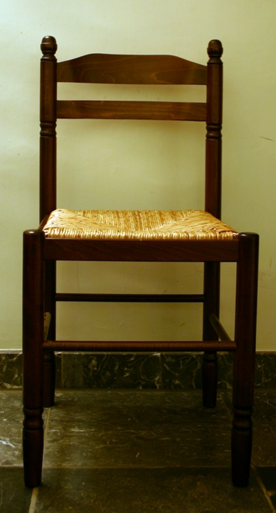 16 stoelen