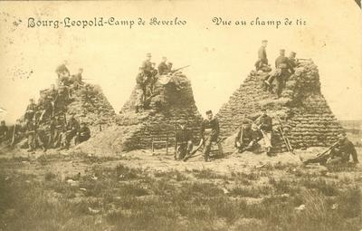 Bourg-Léopold-Camp de Beverloo.