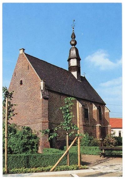 Balen-Schoor Kapel Thomas van Canterbury