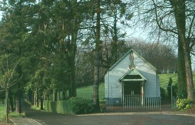 Sint-Wivinakapel in Dilbeek