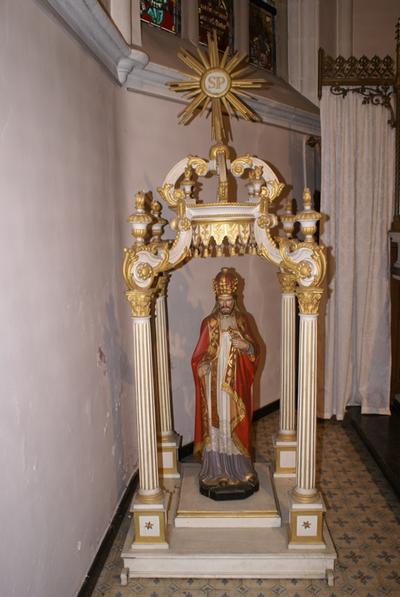 draagberrie heiligbeeld st. Pieter