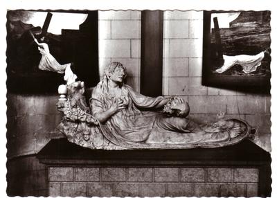 Neerlanden, grafmonument_beeld Maria-Magdalena 17e eeuw toegeschreven aan Duquesnoy