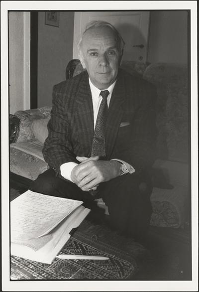Portret van Robert Kuypers.