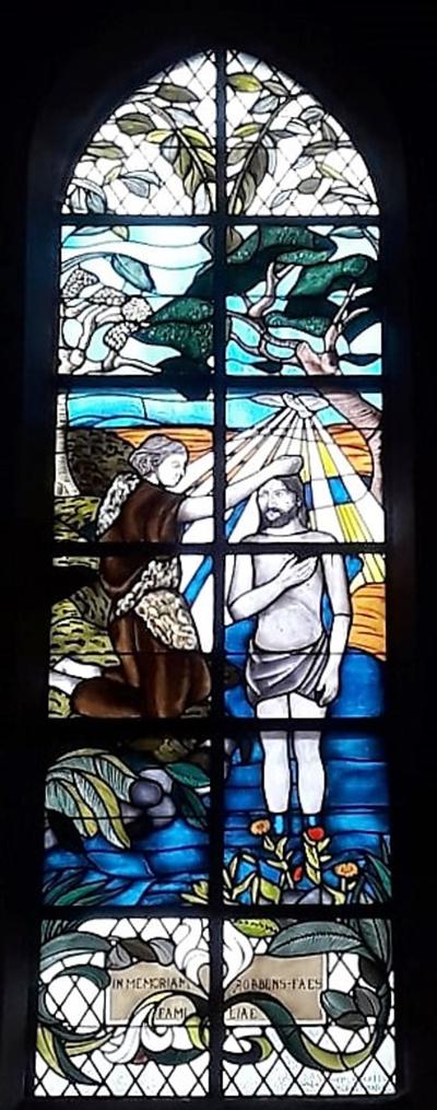 Doopsel van Jezus