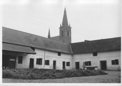 Voormalige hoeve Cantimpré in Bellingen