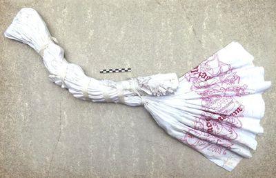 koorhemd / albe / rochet in linnen en borduursel
