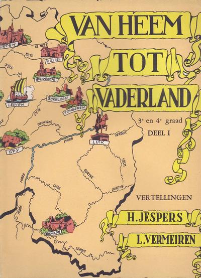 Van Heem tot Vaderland - Deel 1 - Vertellingenboek