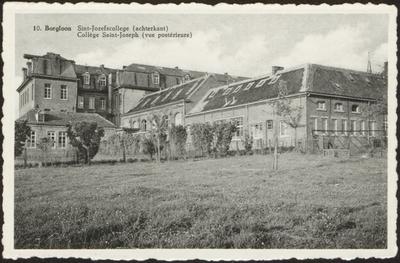 Borgloon Sint-Jozefscollege (achterkant) Collège Saint-Joseph (vue postérieure)