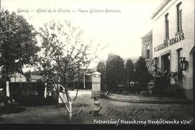 Genck - Hôtel de la Cloche - Veuve Gilkens-Remans