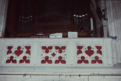 orgel met pijpen