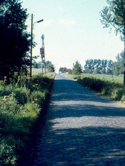 Landschap in sint-Kwintens-Lennik