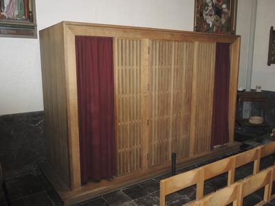 biechtstoel modern