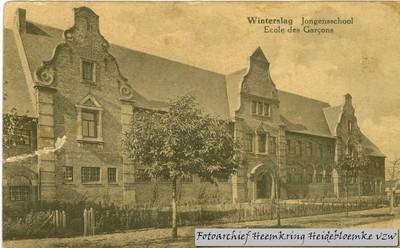 Winterslag Jongensschool