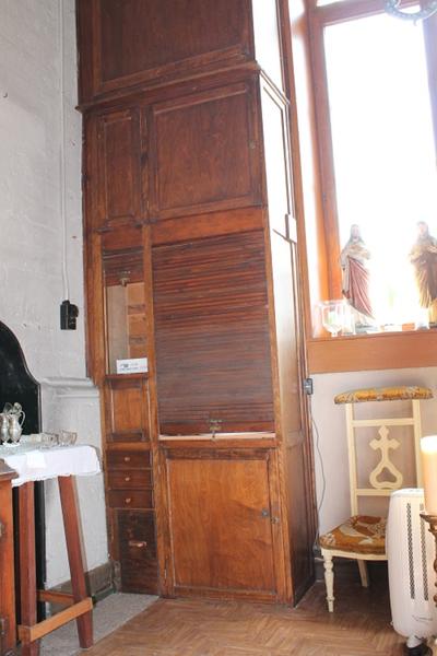 Kasten in sacristie II Zuid