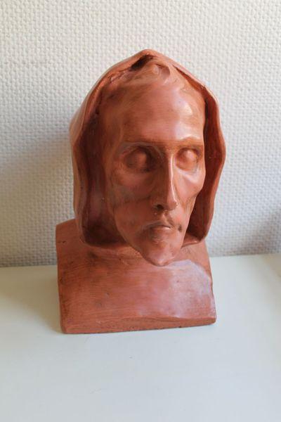 Buste van Franciscus