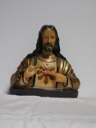Borstbeeld Heilig Hart van Jezus