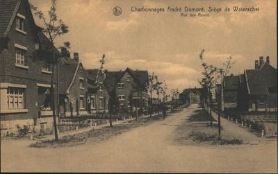 Charbonnages André Dumont. Siège de Waterschei