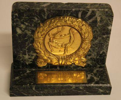 Trofee 'commune d'Etterbeek, week-end sportif 1964'
