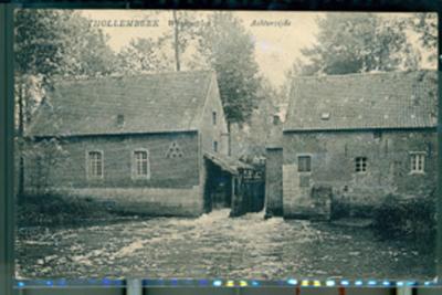 postkaart van Wielandmolen Tollembeek
