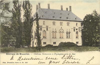 kasteel Termeren in Pepingen