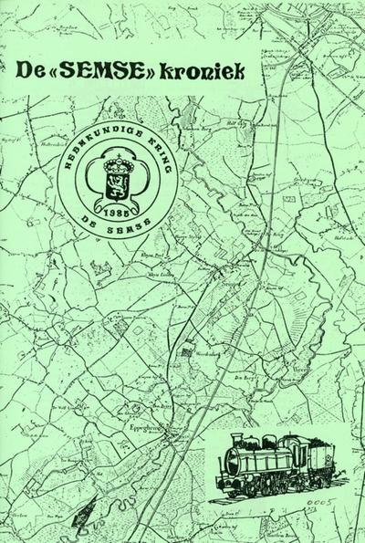 Den ijzerenweg : 150 jaar spoorweggeschiedenis in Zemst