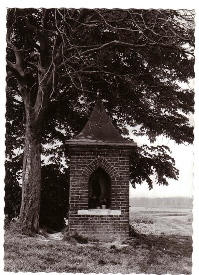 Neerlanden, kapel Heiligdom O-L-Vr van 't EIKSKE