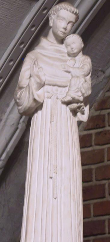 De Heilige Antoinus van Padua